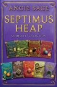 Cover-Bild zu Sage, Angie: Septimus Heap Complete Collection (eBook)