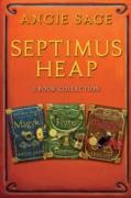 Cover-Bild zu Sage, Angie: Septimus Heap 3-Book Collection (eBook)