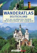 Cover-Bild zu Bauregger, Heinrich (Bearb.): Wanderatlas Deutschland