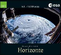 Cover-Bild zu Gerst, Alexander: GEO Kalender: Horizonte 2022 - Wand-Kalender - Reise-Kalender - Poster-Kalender - 50x45