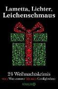 Cover-Bild zu Beerwald, Sina: Lametta, Lichter, Leichenschmaus (eBook)