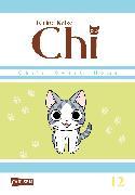 Cover-Bild zu Kanata, Konami: Kleine Katze Chi 12