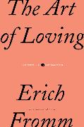 Cover-Bild zu Fromm, Erich: The Art of Loving