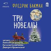 Cover-Bild zu Backman, Fredrik: Tri novelly (Audio Download)