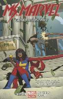 Cover-Bild zu Wilson, G. Willow (Ausw.): Ms. Marvel Volume 2. Generation Why