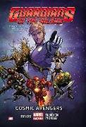 Cover-Bild zu Bendis, Brian Michael: Guardians of the Galaxy: Cosmic Avengers 1