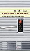 Cover-Bild zu Steiner, Rudolf: Nervosität und Ichheit