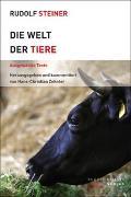 Cover-Bild zu Steiner, Rudolf: Die Welt der Tiere