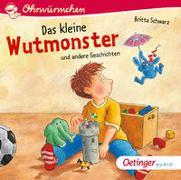 Cover-Bild zu Schwarz, Britta: Das kleine Wutmonster und andere Geschichten