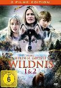 Cover-Bild zu Natasha Henstridge (Schausp.): Kleine Helden, grosse Wildnis 1 & 2