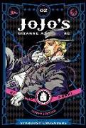 Cover-Bild zu Araki, Hirohiko: JoJo's Bizarre Adventure: Part 3--Stardust Crusaders, Vol. 2