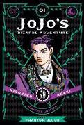 Cover-Bild zu Araki, Hirohiko: JoJo's Bizarre Adventure: Part 1--Phantom Blood, Vol. 1