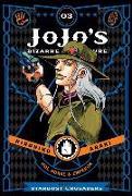 Cover-Bild zu Araki, Hirohiko: JoJo's Bizarre Adventure: Part 3--Stardust Crusaders, Vol. 3