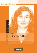 Cover-Bild zu Flad, Helmut: LiteraNova, Unterrichtsmodelle mit Kopiervorlagen, Corpus Delicti