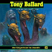Cover-Bild zu Birker, Thomas: Tony Ballard, Folge 40: Der Galgenbaum im Jenseits (Audio Download)