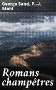 Cover-Bild zu Sand, George: Romans champêtres (eBook)
