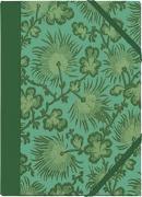 Cover-Bild zu Schöll, Stephan (Gestaltet): Gefährlich schön Sammelmappe - Motiv Grüne Chrysantheme