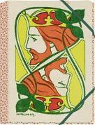 Cover-Bild zu Schöll, Stephan (Gestaltet): Zahl Farbe Trumpf Mini-Sammelmappe - Motiv Liebes-Karte