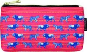 Cover-Bild zu Schöll, Stephan (Gestaltet): Die Tiere Afrikas Täschchen Motiv Löwe