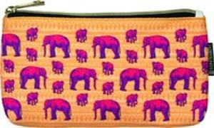 Cover-Bild zu Schöll, Stephan (Gestaltet): Die Tiere Afrikas Täschchen Motiv Elefant