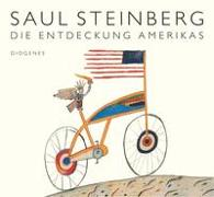 Cover-Bild zu Steinberg, Saul: Die Entdeckung Amerikas