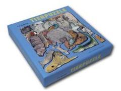 Cover-Bild zu Waechter, Friedrich Karl: F.K. Waechters Tierpuzzle