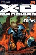 Cover-Bild zu Venditti, Robert: X-O Manowar Issue 29 (eBook)