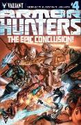 Cover-Bild zu Venditti, Robert: Armor Hunters Issue 4 (eBook)