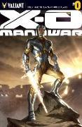 Cover-Bild zu Venditti, Robert: X-O Manowar Issue 0 (eBook)