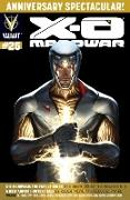 Cover-Bild zu Venditti, Robert: X-O Manowar (2012) Issue 25 (eBook)