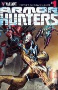Cover-Bild zu Venditti, Robert: Armor Hunters (2014) Issue 1 (eBook)
