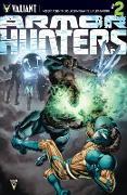 Cover-Bild zu Venditti, Robert: Armor Hunters (2014) Issue 2 (eBook)