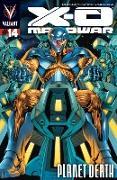 Cover-Bild zu Venditti, Robert: X-O Manowar (2012) Issue 14 (eBook)