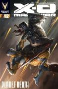 Cover-Bild zu Venditti, Robert: X-O Manowar (2012) Issue 12 (eBook)