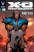 Cover-Bild zu Venditti, Robert: X-O Manowar (2012) Issue 10 (eBook)