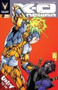 Cover-Bild zu Venditti, Robert: X-O Manowar (2012) Issue 21 (eBook)