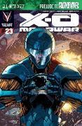 Cover-Bild zu Venditti, Robert: X-O Manowar (2012) Issue 23 (eBook)
