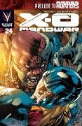 Cover-Bild zu Venditti, Robert: X-O Manowar (2012) Issue 24 (eBook)