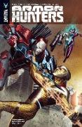 Cover-Bild zu Venditti, Robert: Armor Hunters (eBook)