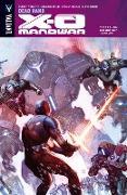Cover-Bild zu Venditti, Robert: X-O Manowar Vol. 9: Dead Hand (eBook)
