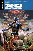 Cover-Bild zu Venditti, Robert: X-O Manowar Vol. 10: Exodus (eBook)