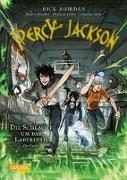 Cover-Bild zu Riordan, Rick: Percy Jackson (Comic) 4: Die Schlacht um das Labyrinth