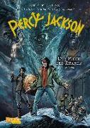 Cover-Bild zu Riordan, Rick: Percy Jackson (Comic), Band 3: Der Fluch des Titanen