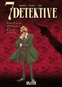 Cover-Bild zu Hanna, Herik: 7 Detektive: John Eaton - Eaton in Love