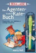 Cover-Bild zu Voß, Harry: Ben & Lasse - Das Agenten-Knobel-Rate-Buch