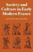 Cover-Bild zu Davis, Natalie Zemon: Society and Culture in Early Modern France