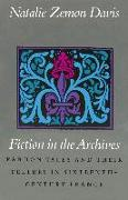 Cover-Bild zu Davis, Natalie Zemon: Fiction in the Archives: Pardon Tales and Their Tellers in Sixteenth-Century France