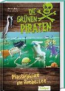 Cover-Bild zu Poßberg, Andrea: Die Grünen Piraten - Plastikplage im Biebersee