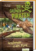 Cover-Bild zu Poßberg, Andrea: Die Gru¨nen Piraten - Greifvögel in der Falle