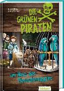 Cover-Bild zu Poßberg, Andrea: Die Grünen Piraten 02 - Im Netz der Tierschmuggler
